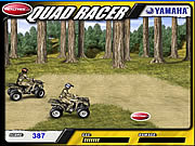 Quad Racer game