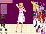 Play Plain but nice dressup Game