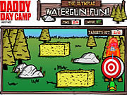 Daddy Day Camp Watergun Fun game