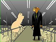 Watch free cartoon The Meatrix