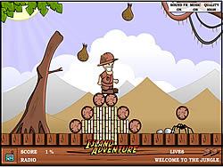 Dick Quick's Island Adventure game