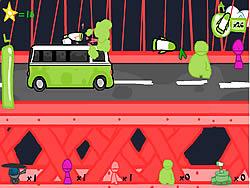 Bridge Bomber Bus game
