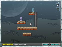 Astrokid game