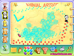 Animal Artist game