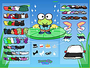Keroppi Dress Up game