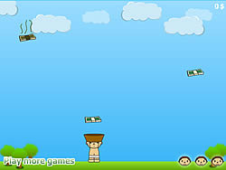 Money from the Sky game