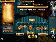 Word Master game
