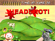 Teletubbies Kill game