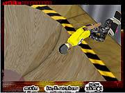 juego Thrash N' Burn Skateboarding