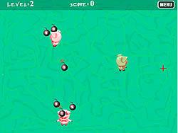 Pig Wars game